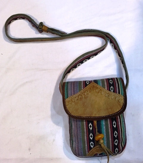Handmade bag Made in Nepal  BFH-535