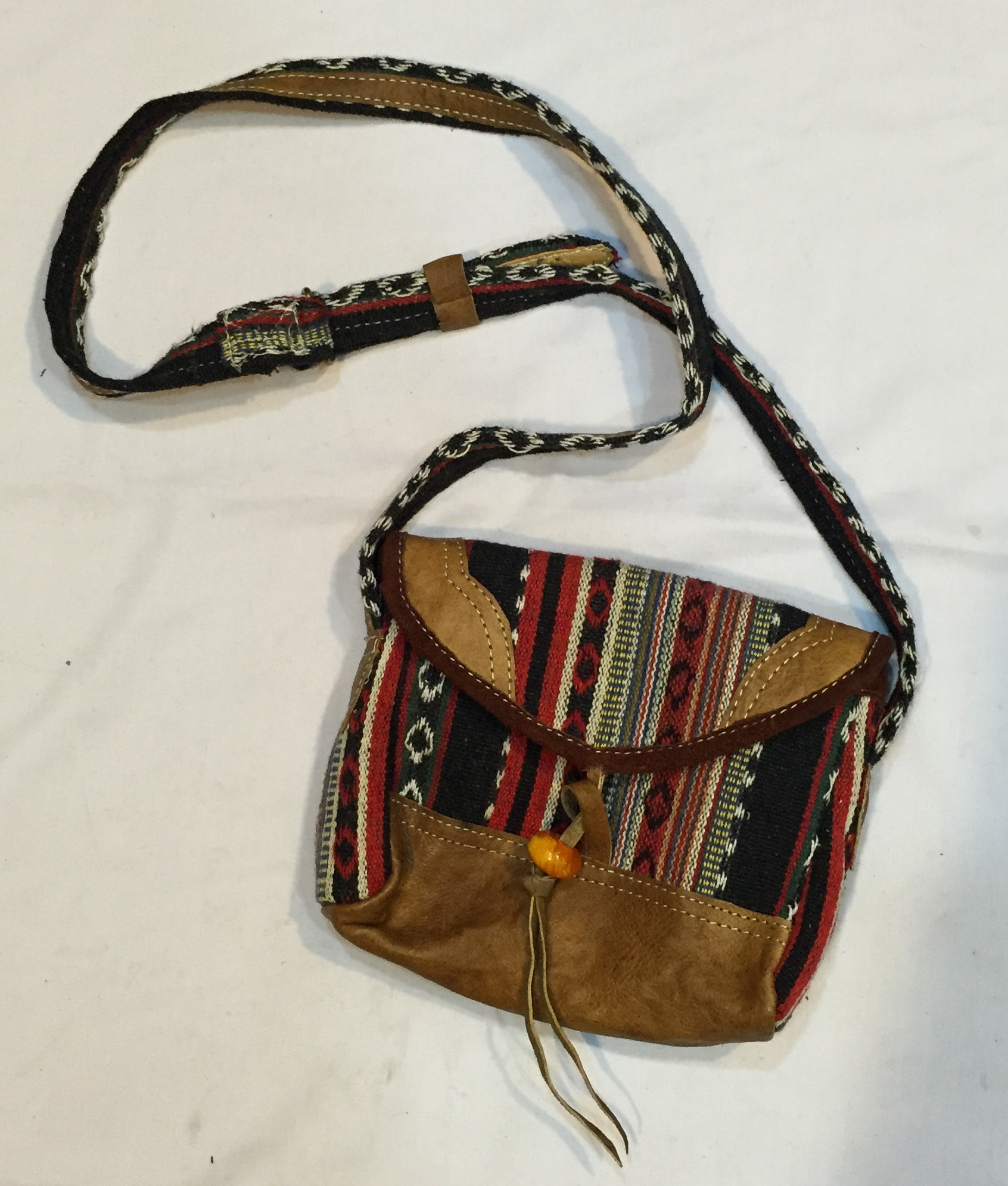 Handmade bag Made in Nepal  BFH-538