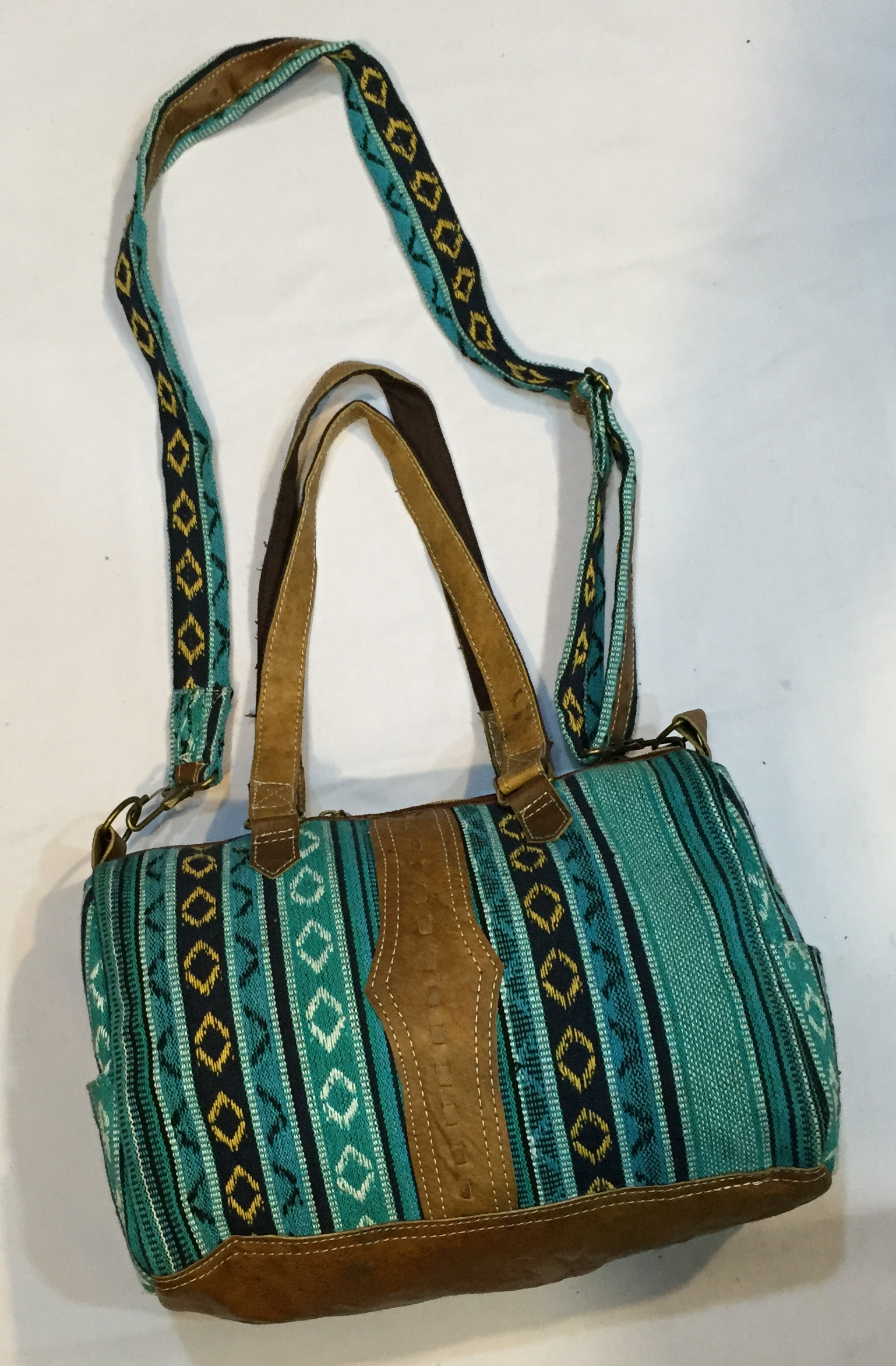 Handmade bag Made in Nepal  BFH-542
